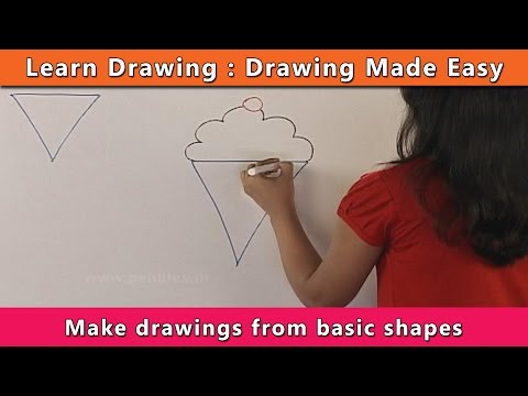 Drawings from Basic Shapes   Learn Drawing For Kids   Learn Drawing Step By Step For Children