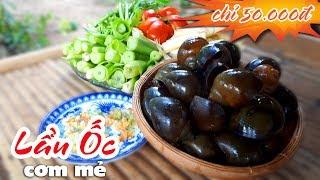 Nấu nồi lẩu NGON, LẠ MIỆNG chỉ với 50k | Món ăn dân dã miền Tây
