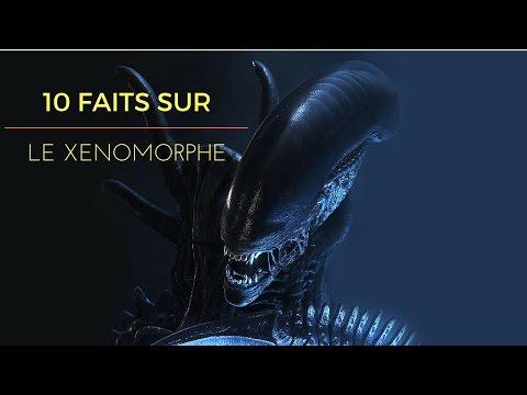 10 faits sur le Xenomorphe en streaming