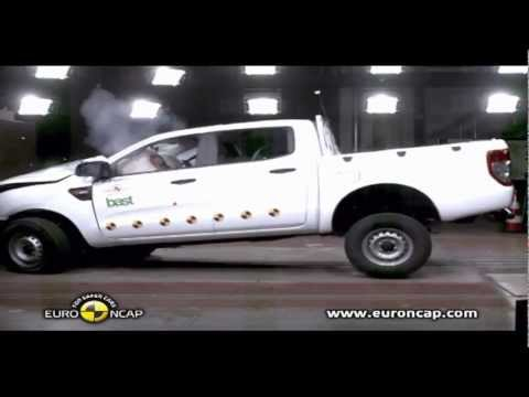 ► 2012 Ford Ranger CRASH TEST