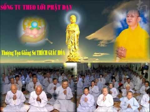 Sống Tu Theo Lời Phật Dạy