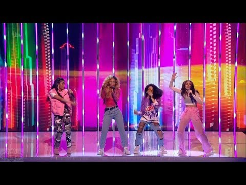 Britain's Got Talent 2017 Live Semi-Finals Miss Treat Vibe Girl Group Full S11E08