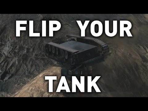 World of Tanks || Physics Changes