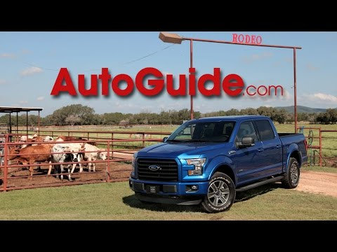 2015 Ford F-150 Review - First Drive