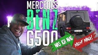 JP Performance - Mercedes-Benz G500 | Was ich mag/nicht mag!