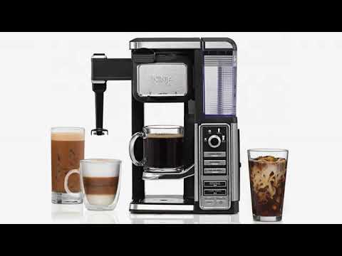 Product Reviews .... Ninja Coffee Bar Auto-iQ Brewer with Glass Carafe