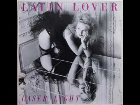 Latin Lover - Laser Light video