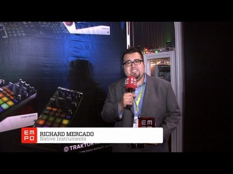 Richard Mercado Native Instruments.