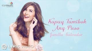 Janella Salvador - Kapag Tumibok Ang Puso (Official Lyric Video)