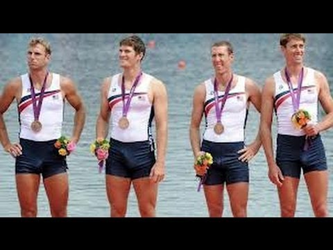 Henrik Rummel's Bulge 2012 Olympics @hodgetwins react to
