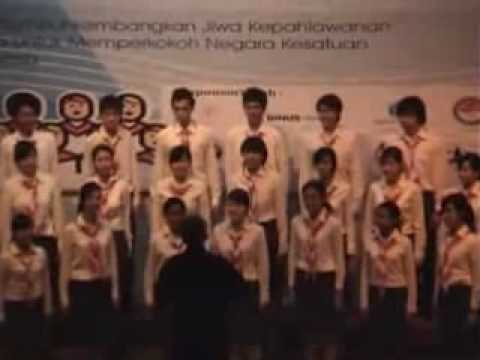 Bela Negara - Uph Choir.flv video
