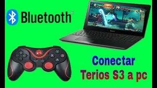 ¡¡ SOLUCION !! Joystick Terios S3 T3 conectar a pc por Bluetooth | COMPROBADO 100% 2019