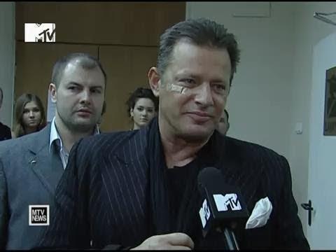 В Москву приехал Костас Мэндилор