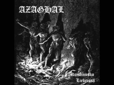 Azaghal - Countess Bathory (Venom Cover)
