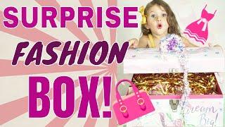 SURPRISE KIDS Fashion Box Review + Fashion Show!!!