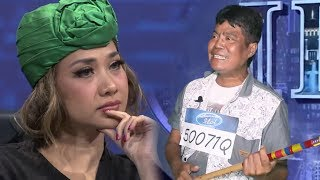Suara Cak Solik Bikin Juri Indonesian Idol MENANGIS