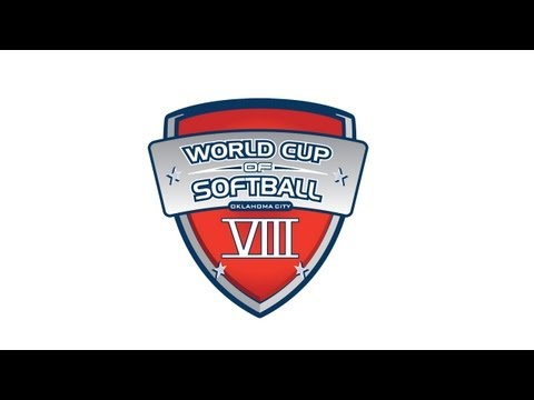 2013 World Cup of Softball Game 1: Japan vs. Australia