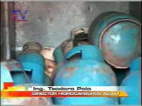 Vigilan uso correcto de gas domestico