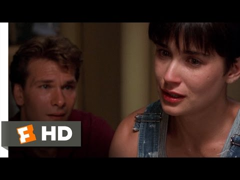 Ghost (3/10) Movie CLIP - Still Feel You (1990) HD