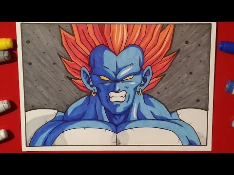 Drawing Super Android 13 | Dragonball Z | TolgArt