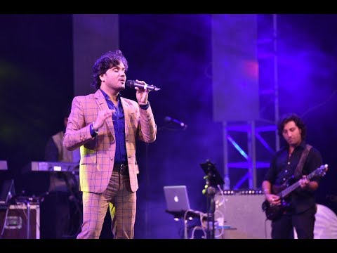 Kun Faya Kun - LIVE - Javed Ali - Times of India Concert- Hyderabad...