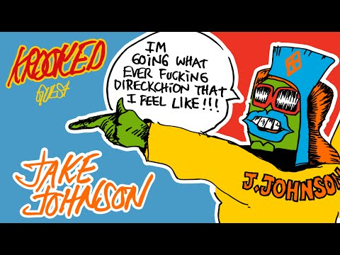 Krooked Guest : Jake Johnson