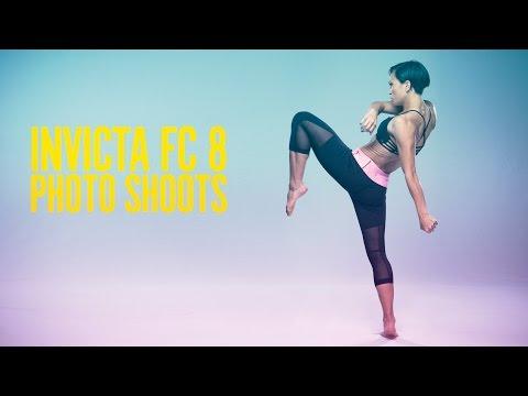 Invicta FC 8: Photoshoot