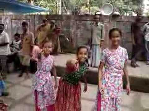 Beastie girls in Dhaka, Bangladesh Video