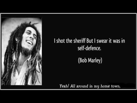 Bob Marley - I The Sheriff