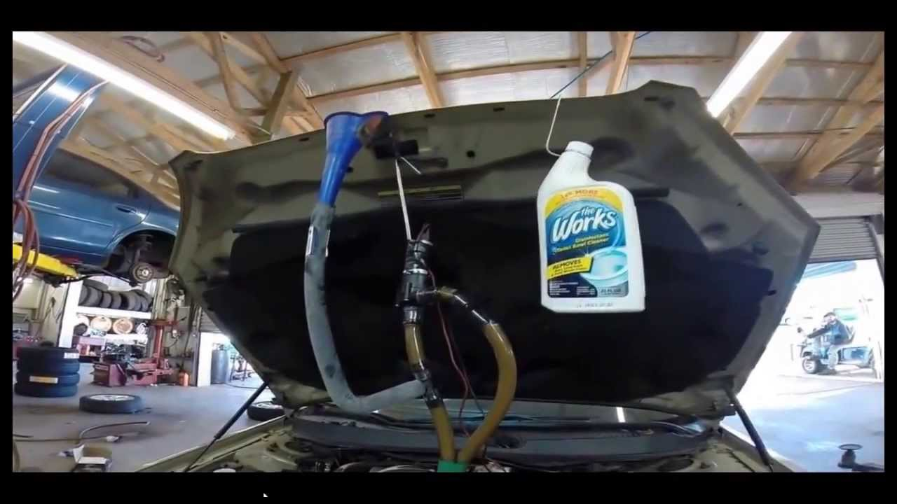 Compressed Air Car >> Heater Core Unclog, Clean Heater Core, Flush Heater Core - YouTube