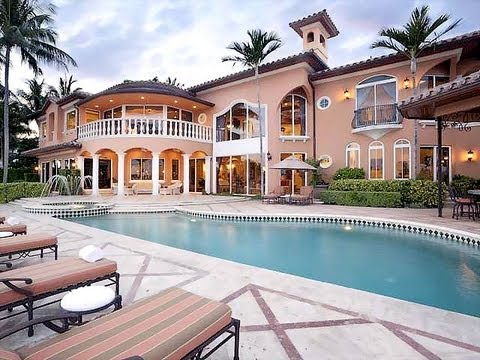 South florida luxury homes waterfront real estate sales for Luxury beachfront property for sale