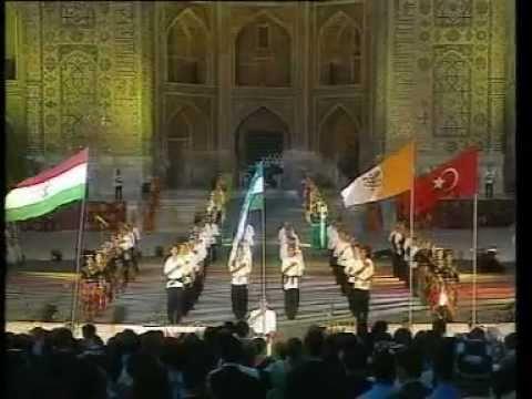 Sharq Taronalari in Samarkand - Part 1