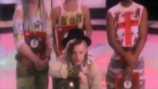 Watch Culture Club Its A Miracle video