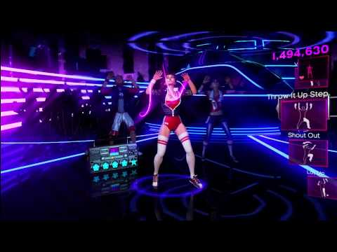 DJ Got Us Fallin' In Love Dance Central 2 Hard 100% Music Videos