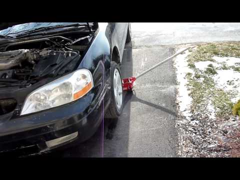 Acura CL-S Transmission Fluid Change