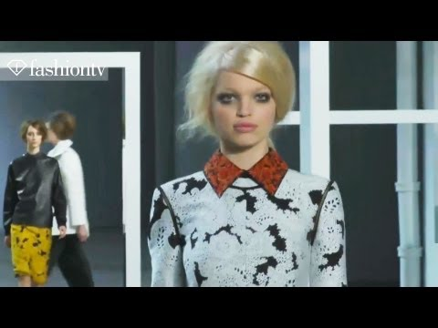 Derek Lam Fall/Winter 2012/13 Show at New York Fashion Week NYFW | FashionTV - FTV
