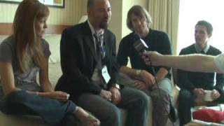 Lost Boys: The Tribe - Comic-Con 2008 Exclusive: Director P.J. Pesce and the Cast
