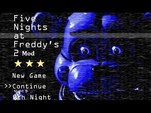Five Nights at Freddy's 2: Sister Location (FNAF 2/SL Mod)
