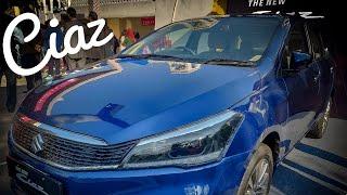 Maruti Suzuki Ciaz 2019   Advertisement   Nexa   Interiors   Exteriors   GoPro Hero 7 Black Test