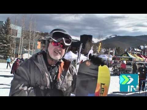 Lib Tech Hot Knife Review Preview Greg -Board Insiders 2014 Lib-Tech Hot Knife Snowboard Review