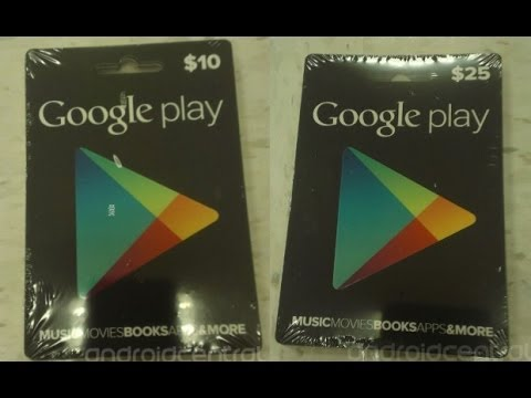 Gift Card Numbers For Google Play Google Play Gift Cards