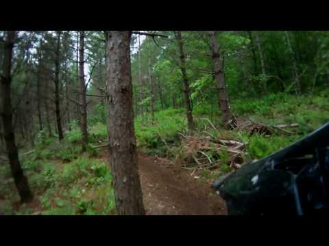 Theilman trail ride 5-23-10 (PART 1)