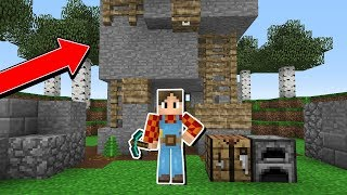 Minecraft Infinito #9: PREPARANDO PARA CONSTRUIR MINHA CASA!