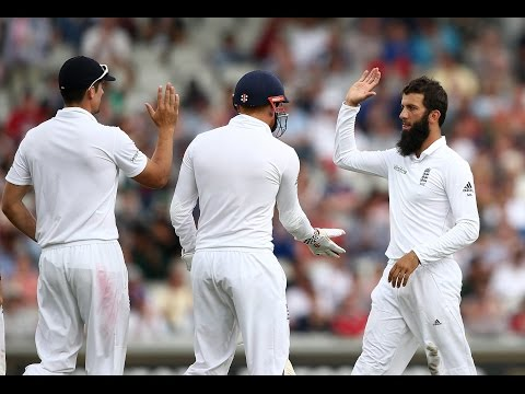 Day three highlights as England dominate Pakistan