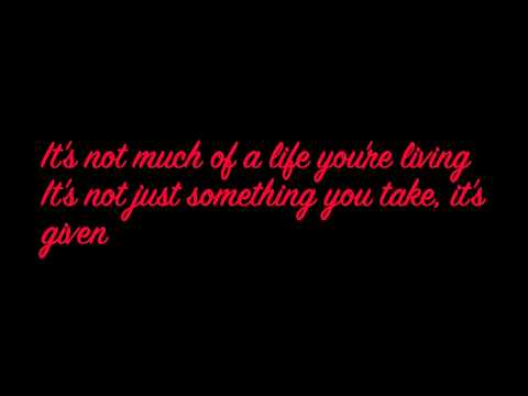 Rihanna - Stay (Lyrics on screen)