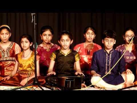Thillana - Dheem Dheem Dheem - Anandabhairavi - Misrachapu video