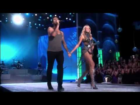 Maroon 5 - Moves Like Jagger - Remix (29 11 2011) Victoria's Secret Fashion Show video
