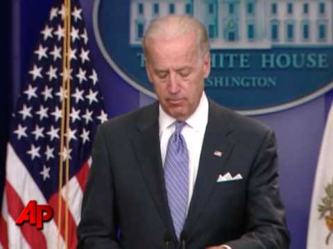 Biden Hails Killing of 2 Iraq Al-Qaida Figures