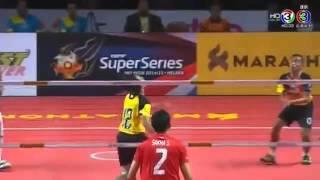 ISTAF Super Series 2015 MALAYSIA VS THAILAND - FINAL (FULL)