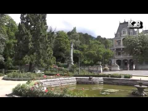 Дворцы Южного берега Крыма / Palaces of the Southern coast of Crimea